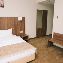 Гостиница SkyPoint Шереметьево 3* Улучшенный номер с различными типами кроватей фото 3