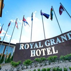 Гостиница Royal Grand Hotel & Spa Украина, Трускавец - отзывы, цены и фото номеров - забронировать гостиницу Royal Grand Hotel & Spa онлайн вид на фасад фото 2