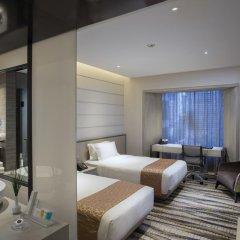 Carlton Hotel Singapore 4* Номер Делюкс с 2 отдельными кроватями