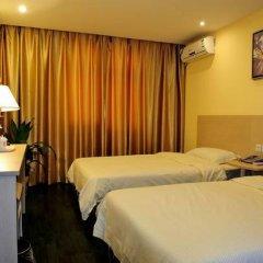 Отель Xiamen Mode Inn Wenzao Branch Сямынь комната для гостей фото 2