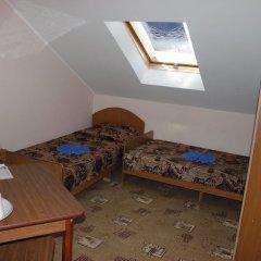 Гостиница Дуэт Стандартный номер с двуспальной кроватью (общая ванная комната) фото 2