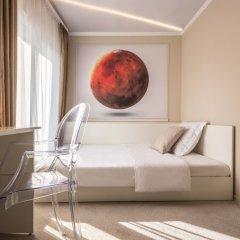 Luna Hotel Krasnodar Стандартный номер с разными типами кроватей фото 4
