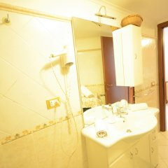 Отель B&B Rome Airport ванная фото 2