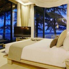 Отель Twin Lotus Resort and Spa - Adults Only комната для гостей фото 6