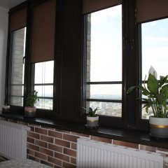 Апартаменты Савеловский Сити 43 этаж Студия с различными типами кроватей фото 9