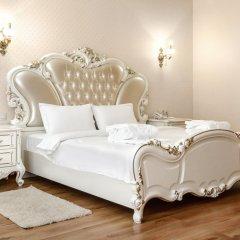 Гостиница Император Люкс с двуспальной кроватью фото 3