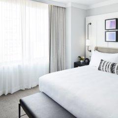 Отель Conrad New York Midtown США, Нью-Йорк - отзывы, цены и фото номеров - забронировать отель Conrad New York Midtown онлайн комната для гостей фото 3
