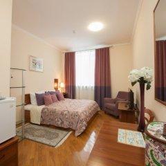 Гостиница ПолиАрт Номер Комфорт с двуспальной кроватью фото 5