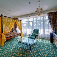 Гостиница Яхонты Ногинск 4* Люкс с двуспальной кроватью фото 2