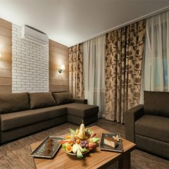 Гостиница ГЕЛИОПАРК Лесной 3* Апартаменты с двуспальной кроватью фото 2