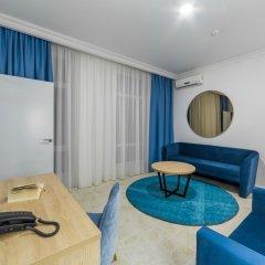 Гостиница Белый Песок Люкс с различными типами кроватей фото 6