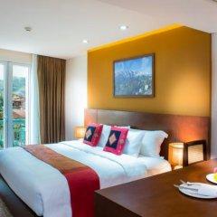 Отель U Sapa Hotel Вьетнам, Шапа - отзывы, цены и фото номеров - забронировать отель U Sapa Hotel онлайн комната для гостей фото 5