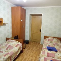 Гостиница Глория Номер Эконом с разными типами кроватей (общая ванная комната) фото 3
