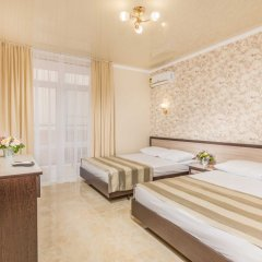 Гостиница Посейдон у Моря комната для гостей