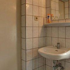 Отель Herberge In Der Buttergasse Германия, Лейпциг - отзывы, цены и фото номеров - забронировать отель Herberge In Der Buttergasse онлайн ванная