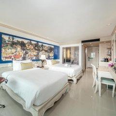 Отель Novotel Phuket Resort 4* Номер Делюкс с различными типами кроватей фото 3