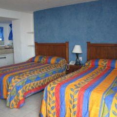 Отель Oleo Cancun Playa All Inclusive Boutique Resort Канкун комната для гостей фото 4