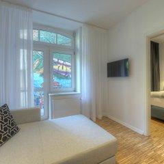 Отель B-Boardinghouse Германия, Дюссельдорф - отзывы, цены и фото номеров - забронировать отель B-Boardinghouse онлайн комната для гостей фото 4