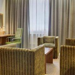 Гостиница Холидей Инн Москва Сущевский 4* Представительский люкс с разными типами кроватей фото 5