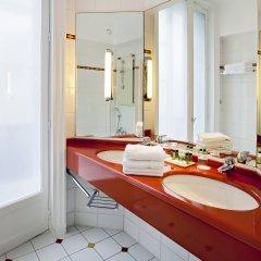 Отель Etats-Unis Opera Париж ванная фото 3