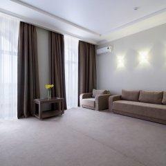 Гостиница Хрустальный Resort & Spa 4* Люкс с различными типами кроватей фото 6
