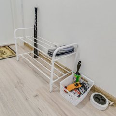 Апартаменты Sokroma Глобус Aparts Студия с двуспальной кроватью фото 19