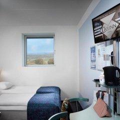 CABINN Metro Hotel 2* Номер Commodore с различными типами кроватей фото 2