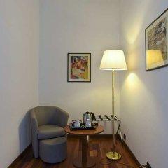 Grand Hotel Tiberio 4* Улучшенный номер с различными типами кроватей фото 7