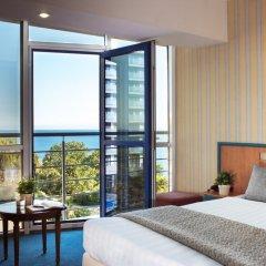 Marins Park Hotel Sochi 4* Улучшенный номер разные типы кроватей фото 6