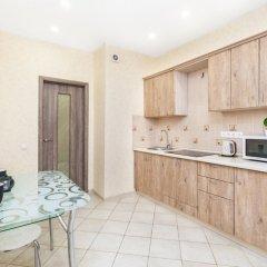 Апартаменты Central Park в центре Тюмени Улучшенные апартаменты с различными типами кроватей фото 24