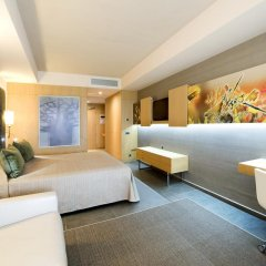 Отель Lopesan Baobab Resort 5* Стандартный номер с различными типами кроватей фото 2