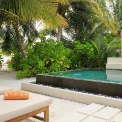 Отель Ayada Maldives 5* Люкс с различными типами кроватей фото 10