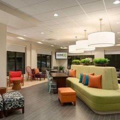 Отель Home2 Suites By Hilton Minneapolis Bloomington Блумингтон интерьер отеля
