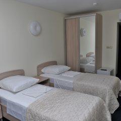 Гостиница Пансионат COOCOOROOZA Улучшенный номер с различными типами кроватей фото 2
