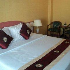 Chaleena Hotel Бангкок комната для гостей фото 6