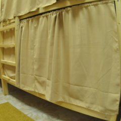 Хостел Измайлово Кровать в мужском общем номере фото 2