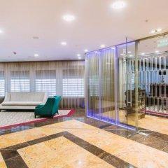 Отель DoubleTree by Hilton Tyumen Тюмень фитнесс-зал фото 2