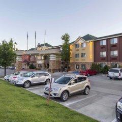 Отель Comfort Inn & Suites Durango парковка