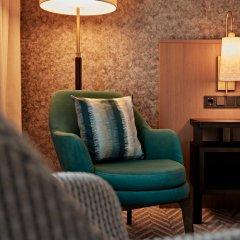 Отель Hilton Vienna Австрия, Вена - 13 отзывов об отеле, цены и фото номеров - забронировать отель Hilton Vienna онлайн комната для гостей фото 6