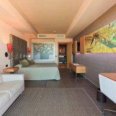 Отель Lopesan Baobab Resort 5* Стандартный семейный номер с различными типами кроватей фото 6