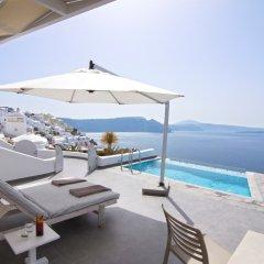 Отель Santorini Secret Suites & Spa 5* Люкс Grand с различными типами кроватей фото 7