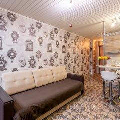 Апарт-Отель Kvart-Hotel Dream Island Апартаменты с различными типами кроватей фото 12