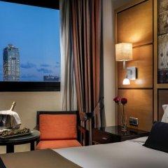 Отель H10 Marina Barcelona 4* Полулюкс с 2 отдельными кроватями