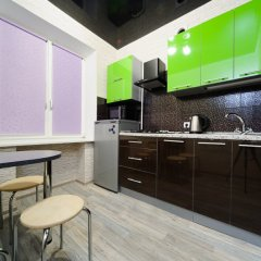Апартаменты на Романовской слободе 7 Апартаменты с различными типами кроватей фото 19