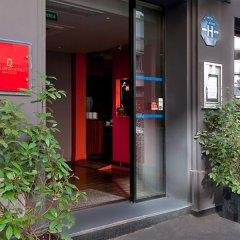 Отель B Paris Boulogne Булонь-Бийанкур интерьер отеля