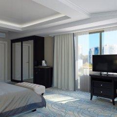 Гостиница Marina Yacht 4* Улучшенный люкс с двуспальной кроватью фото 2