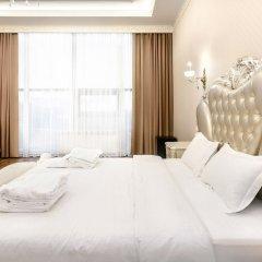 Гостиница Император Люкс с двуспальной кроватью фото 5