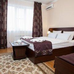Гостиница Леонардо Стандартный семейный номер с разными типами кроватей фото 3