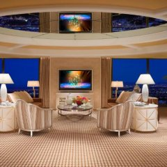 Отель Encore at Wynn Las Vegas 5* Люкс Encore Tower Salon с различными типами кроватей фото 2