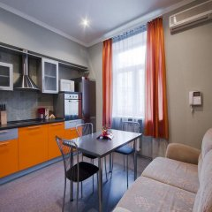 Гостиница KvartiraSvobodna Tverskaya комната для гостей фото 24